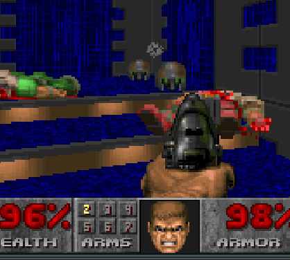 Doom Flash Game